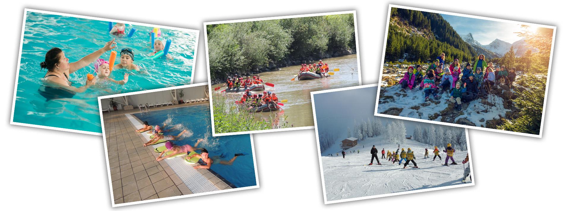 Tabere pentru copii | Sport Ski Club | Brasov