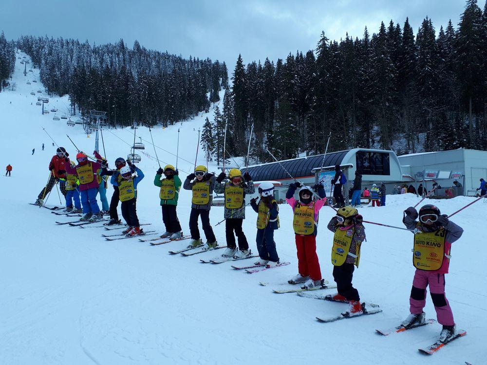 Concursuri de ski 2018