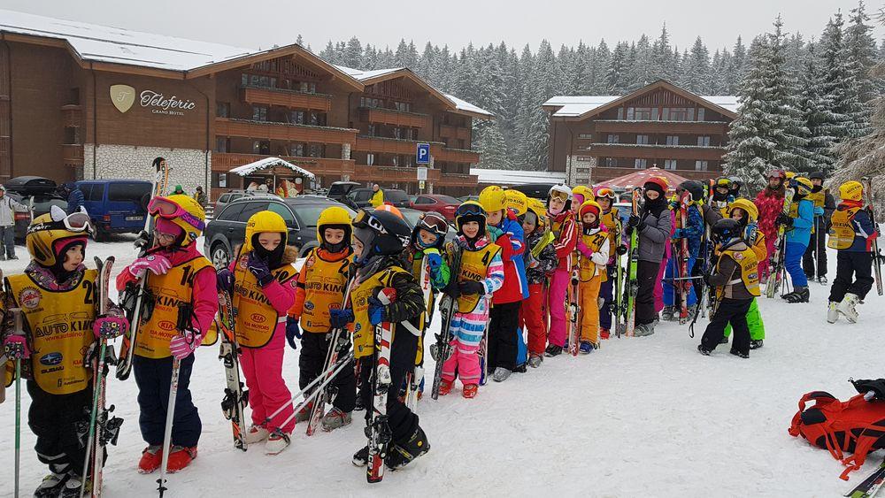 Piticii zapezii-cursuri de schi 2018