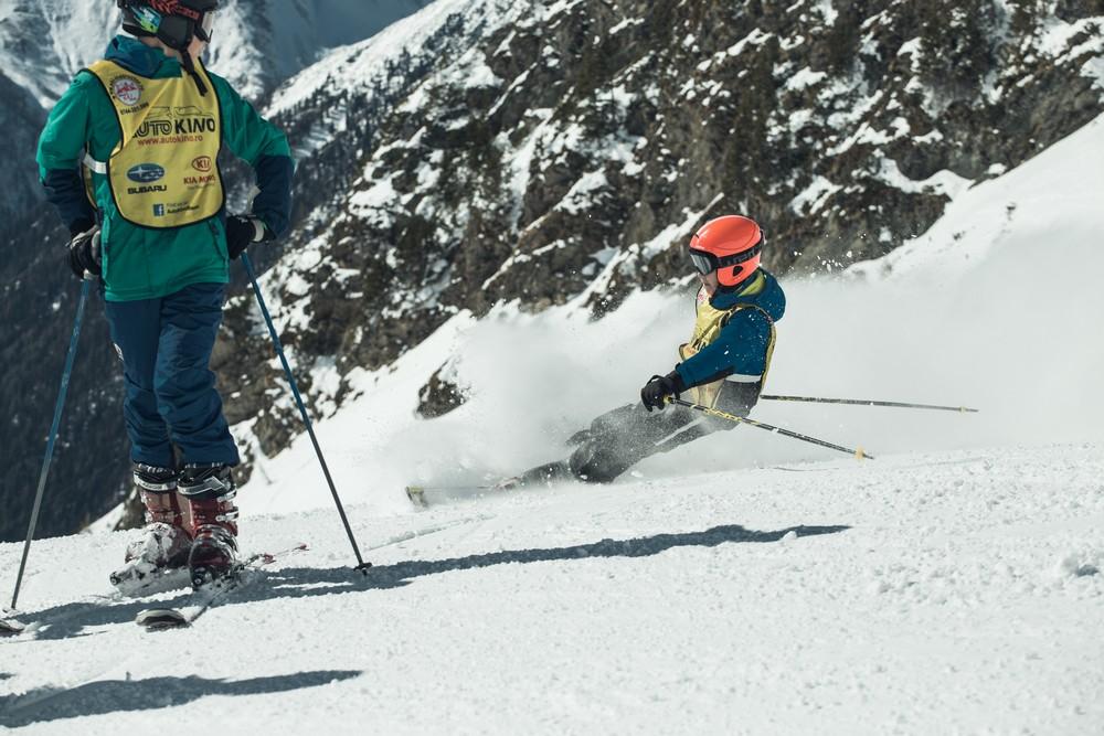 Tabara ski Austria 2018