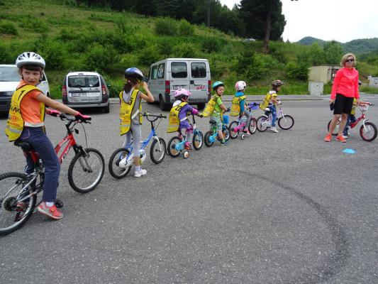 Tabara de biciclete 2018