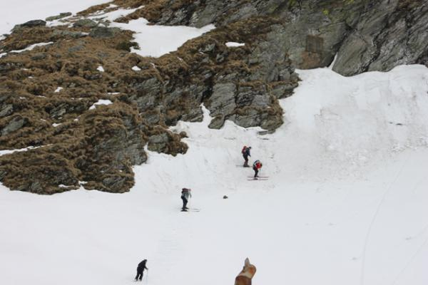 Concurs de schi-Balea, mai 2011