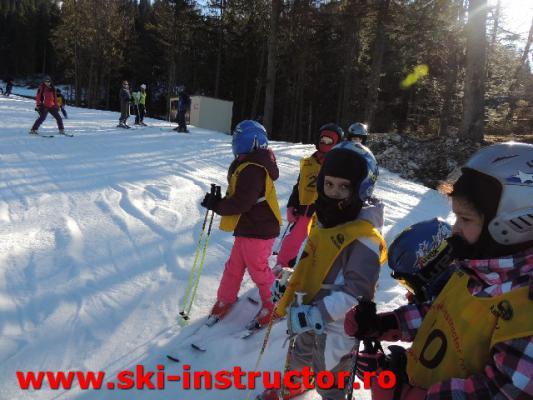 Cursuri de schi 2013-2014