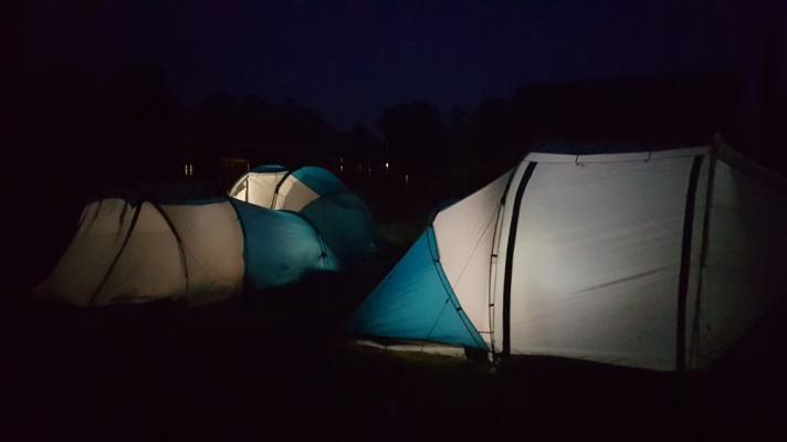 Tabara corturi Padurea Craiului 2019