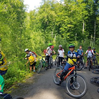 Tabara de biciclete 2019