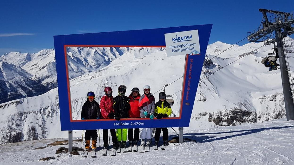 Tabara de schi Austria 2020