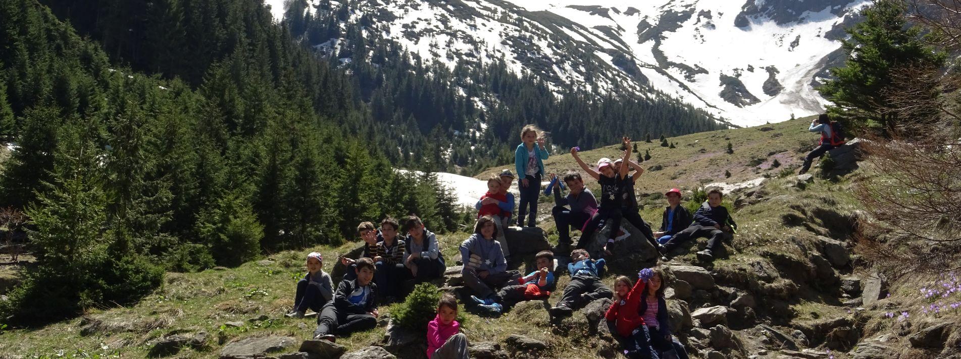 Drumetii si trasee montane pentru copii | Sport Ski Club | Brasov