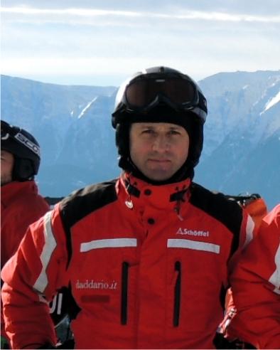 Dorin Dumitrache| Instructor schi Sport Ski Club | Brasov