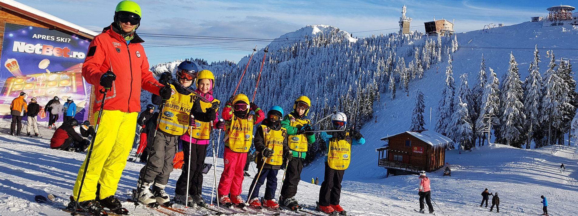 Tabere ski si snowboard | Sport Ski Club | Brasov