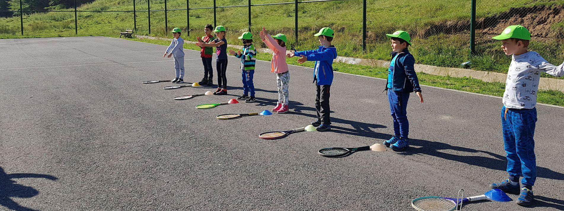 Cursuri de tenis pentru copii | Sport Ski Club | Brasov